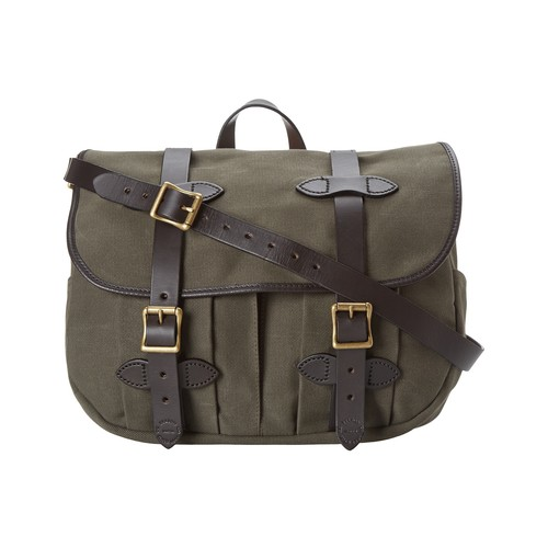 Filson Twill Medium Field Bag, Otter Green 70232-OT