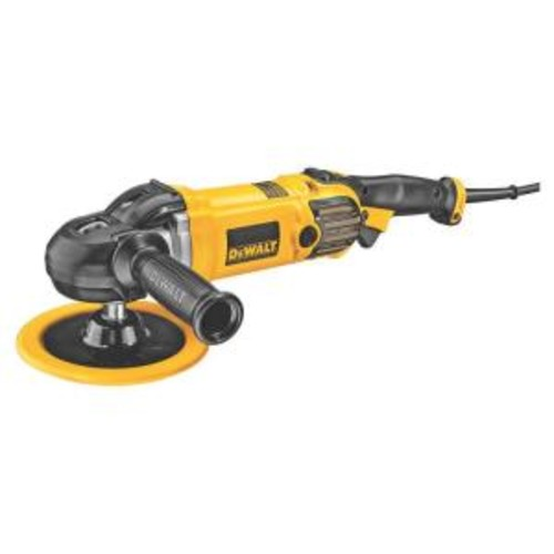 DEWALT 12 Amp 7 in./9 in. Variable Speed Polisher with Soft Start