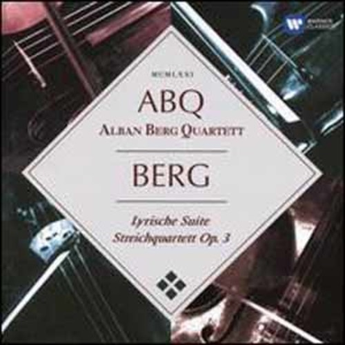 Lyric Suite/Berg / Alban Berg / Alban Berg Quarte