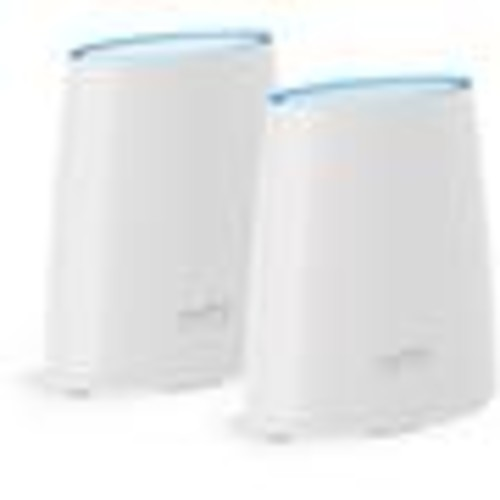 NETGEAR Orbi AC2200 Tri-band Wi-Fi System (RBK40) High-performance wireless router with satellite signal booster