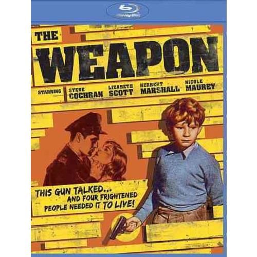 The Weapon (Blu-ray Disc) [The Weapon Blu-ray Disc]