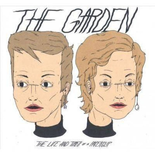 Garden - Life & Times Of A Paperclip (CD)