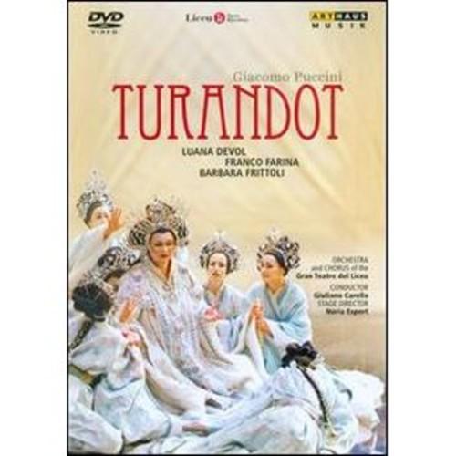 Turandot WSE 2/DD5.1/DTS