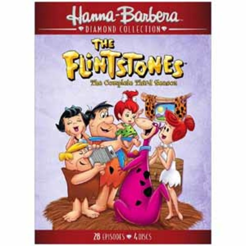 The Flintstones: The Complete Third Season [DVD]
