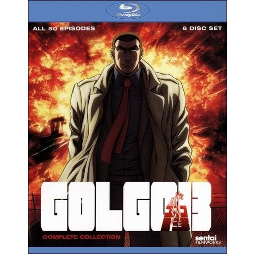 Golgo 13: Complete Collection [6 Discs] [Blu-ray]