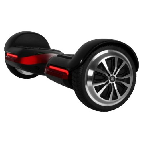 Swagtron T580 Hoverboard with Bluetooth Speakers - Red