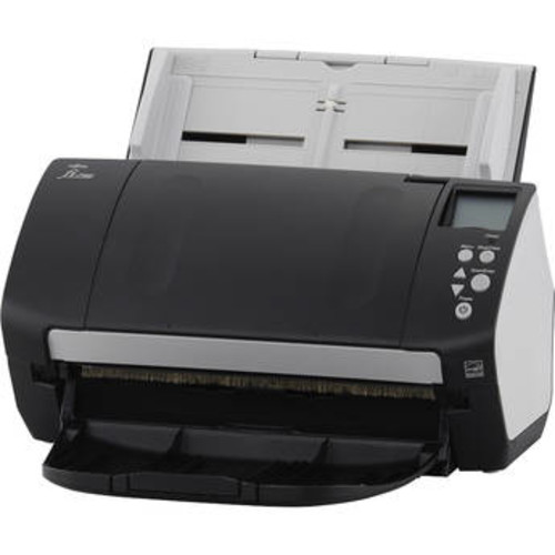 Fujitsu Fi-7160 Deluxe Bundle Color Duplex Document Scanner Solution (CG01000-286401)