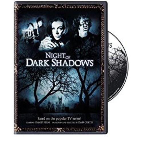 Night of Dark Shadows: David Selby, Lara Parker, Kate Jackson, Grayson Hall, John Karlen, Nancy Barrett, James Storm, Diana Millay, Christopher Pennock, Sam Hall, Dan Curtis: Movies & TV