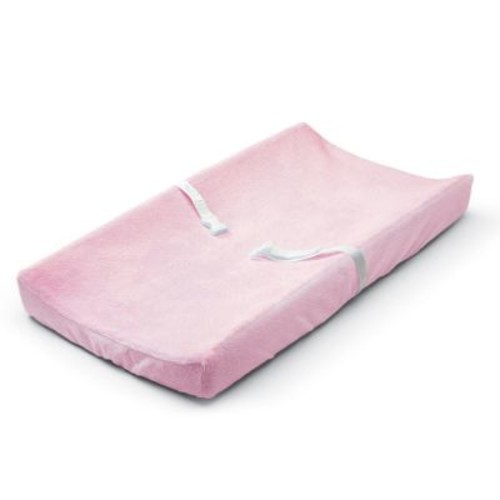 Summer Infant Ultra Plush Changing Pad Cover, Pink [1]