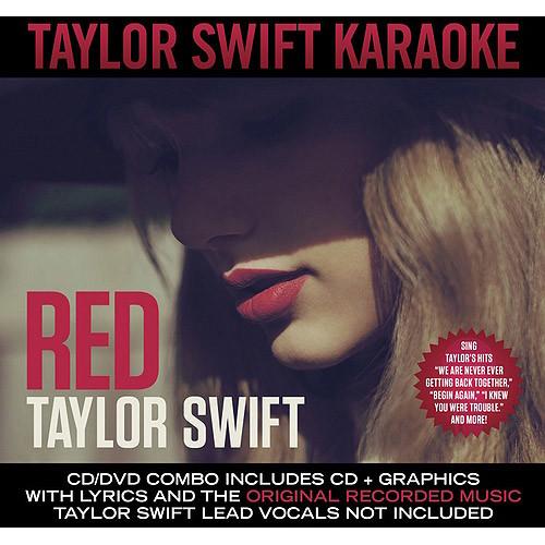Red Karaoke CD+DVD, Karaoke