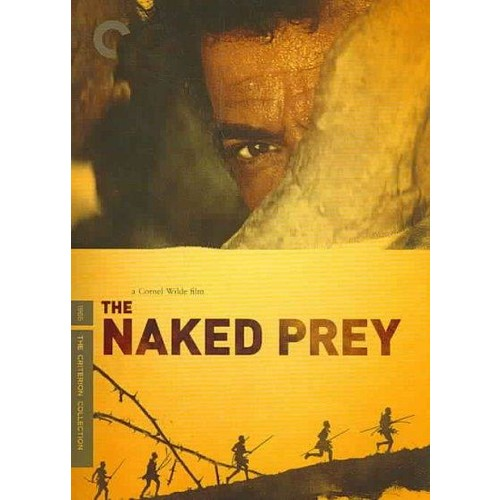 Criterion Collection Action & Adventure The Naked Prey (DVD)