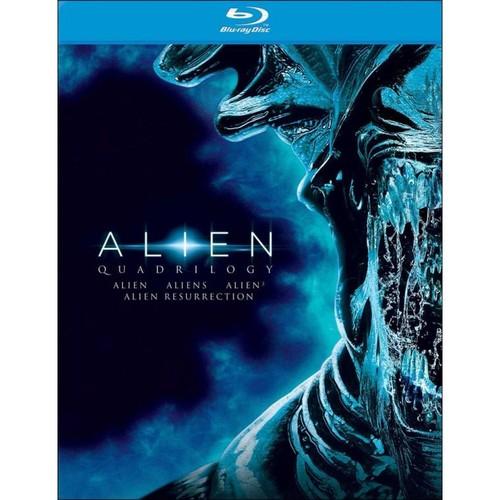 Alien Quadrilogy: Alien/Aliens/Alien3/Alien Resurrection [Blu-ray]