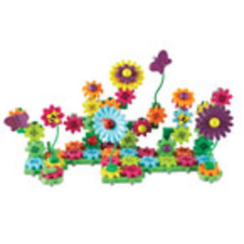 Learning Resources Gears! Gears! Gears! Build & Bloom Flower Garden Gears