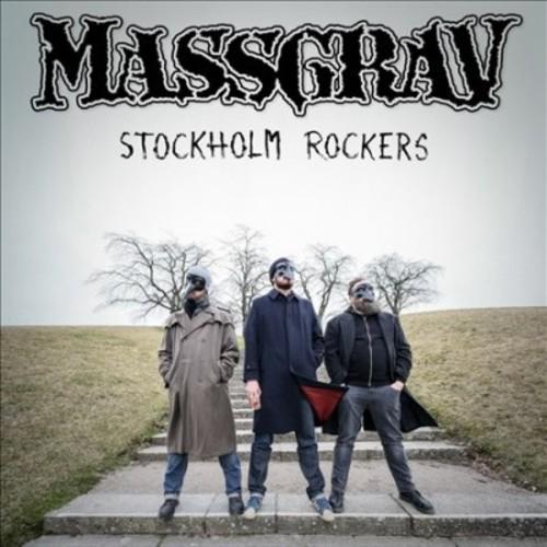 Massgrav - Stockholm Rockers (CD)