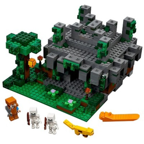 LEGO Minecraft The Jungle Temple 21132