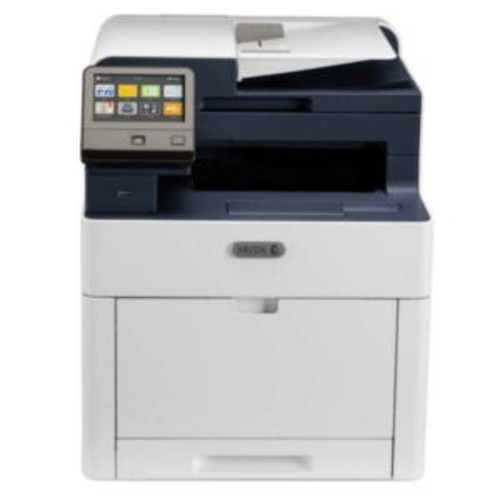 Xerox WorkCentre 6515 Color Multifunction Printer - Print/Copy/Scan/Email/Fax, Letter/Legal, Up To 30ppm, 2-Sided Print, USB/Ethernet, 250-Sheet Tray, 50-Sheet Multi-Purpose Tray - 6515/DN