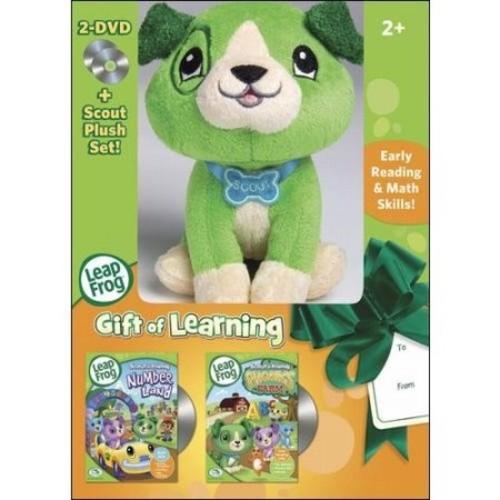 LeapFrog: Gift of Learning [2 Discs] [DVD]