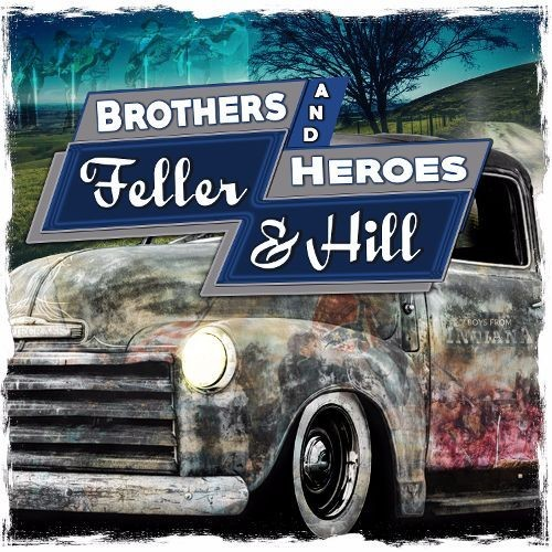 Brothers and Heroes [CD]