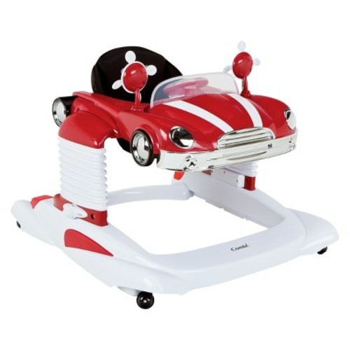 Combi All In One Mobile Entertainer Walker - Red