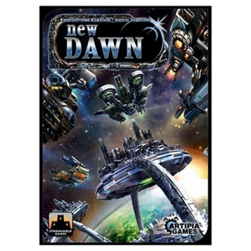 Among the Stars New Dawn Board Game