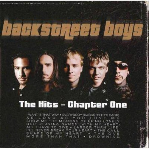 Backstreet boys - Hits chapter one (CD)