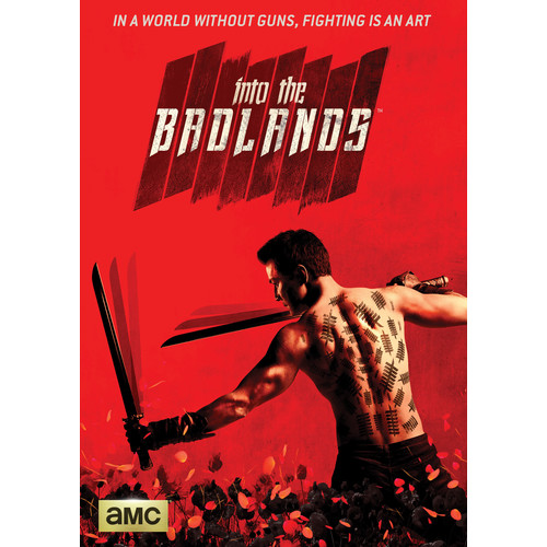 Into the Badlands: Season 1 [2 Discs] [DVD]