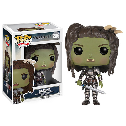 Funko Warcraft POP! Movies Collectors Set