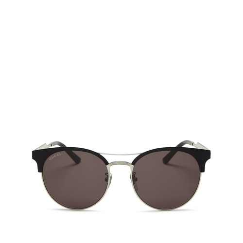 GUCCI Cat Eye Sunglasses, 56Mm