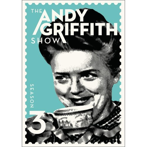 The Andy Griffith Show: The Complete Third Season [5 Discs] [DVD]