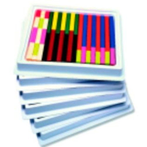 Learning Resources Cuisenaire Rods Multi-Pack