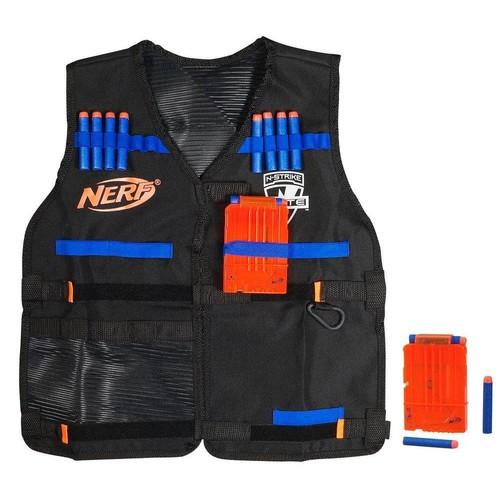 Nerf N-Strike Elite Tactical Vest Kit [Frustration-Free Packaging]