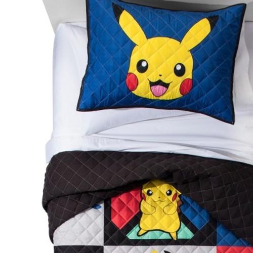 Pokemon Quilt Set