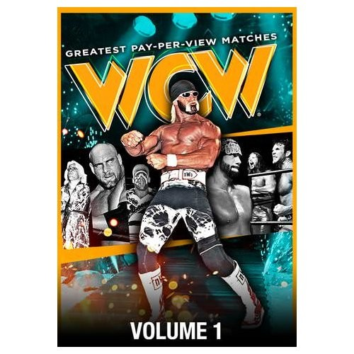 WWE: WCW Pay-Per-View Matches (Volume 1) (2014)
