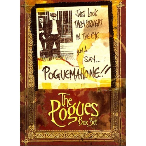 Just Look Them Straight in the Eye and Say... Pogue Mahone!! [CD]