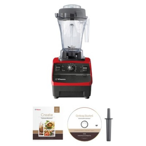 Vitamix Professional Series 200 Blender - Red (3480)