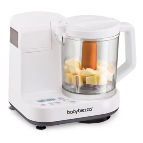 babybrezza Glass One Step Baby Food Maker