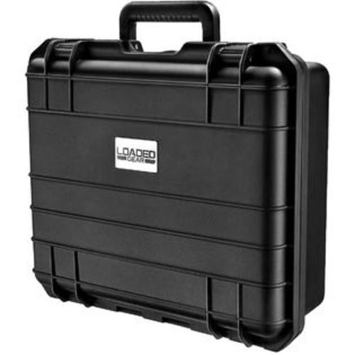 Barska Optics Loaded Gear; Hard Case (Loaded Gear;HD-300 Hard Case;Black;Strap)