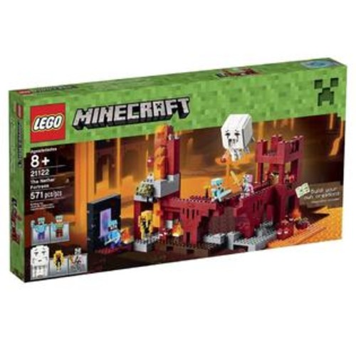 LEGO: Minecraft: The Nether Fortress