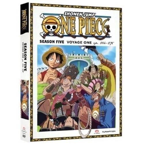 One Piece: Season Five - Voyage One [2 Discs] [DVD]