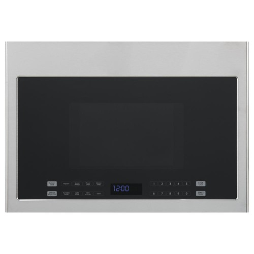 Haier 24 in. 1.4 cu. ft. Over the Range Microwave in Stainless Steel