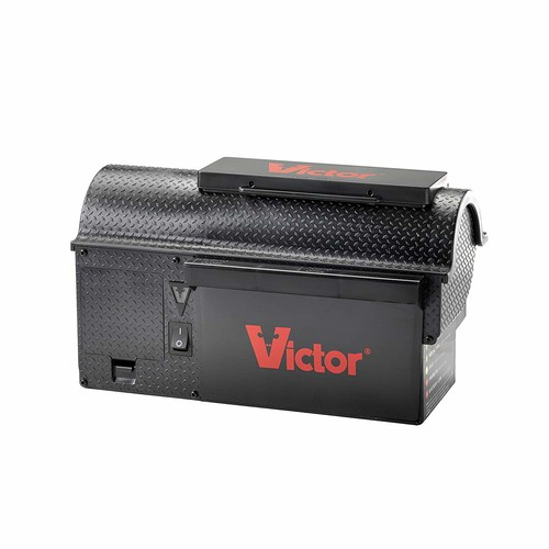Victor Multi-Kill Electronic Mouse Trap M260 - Kills up to 10 Mice per Setting [Pack Of 1]
