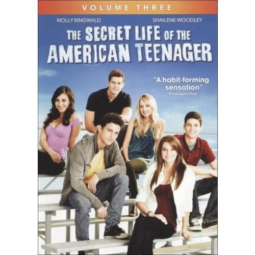 The Secret Life of the American Teenager, Vol. 3 [3 Discs]