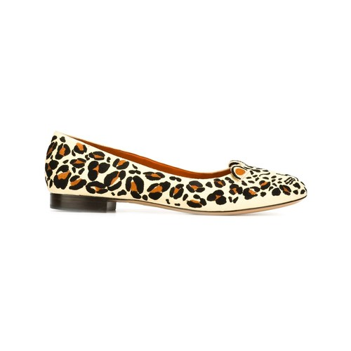 CHARLOTTE OLYMPIA 'Feral' Slippers