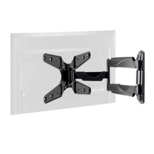 Select Series Slim Swivel Wall Mount for Medium 24 - 55 inch TVs 77 lbs