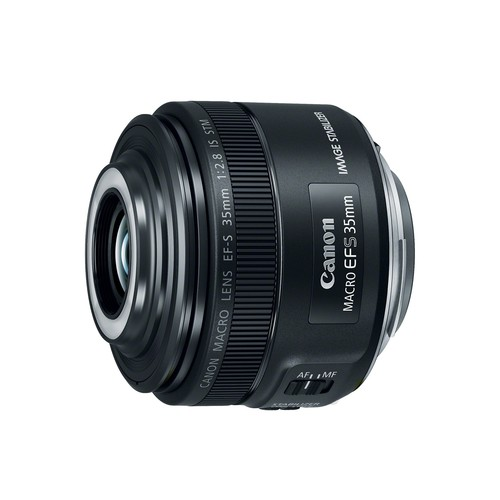 Canon EF-S 35mm f/2.8 Macro IS STM Prime Lens