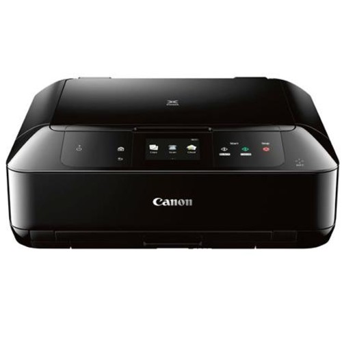 Canon PIXMA MG7720 Wireless Inkjet Photo All-in-One Printer - Black 0596C002