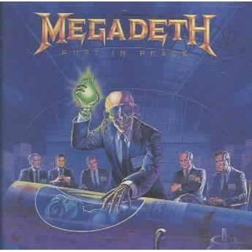 Megadeth - Rust in peace (CD)
