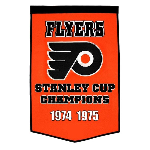 Philadelphia Flyers Dynasty Banner