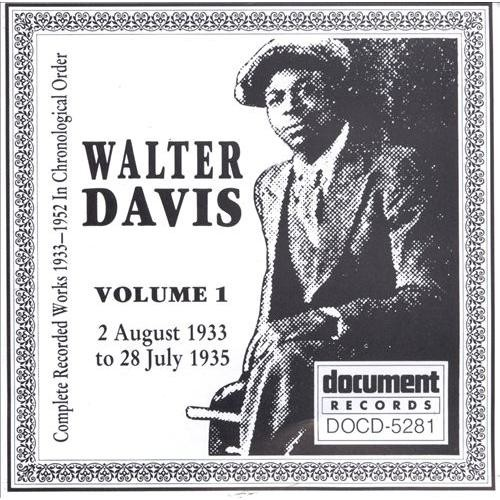 Complete Works in Chronological Order, Vol. 1 (1933-35) [CD]