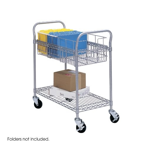 Wire Mail Cart, 24